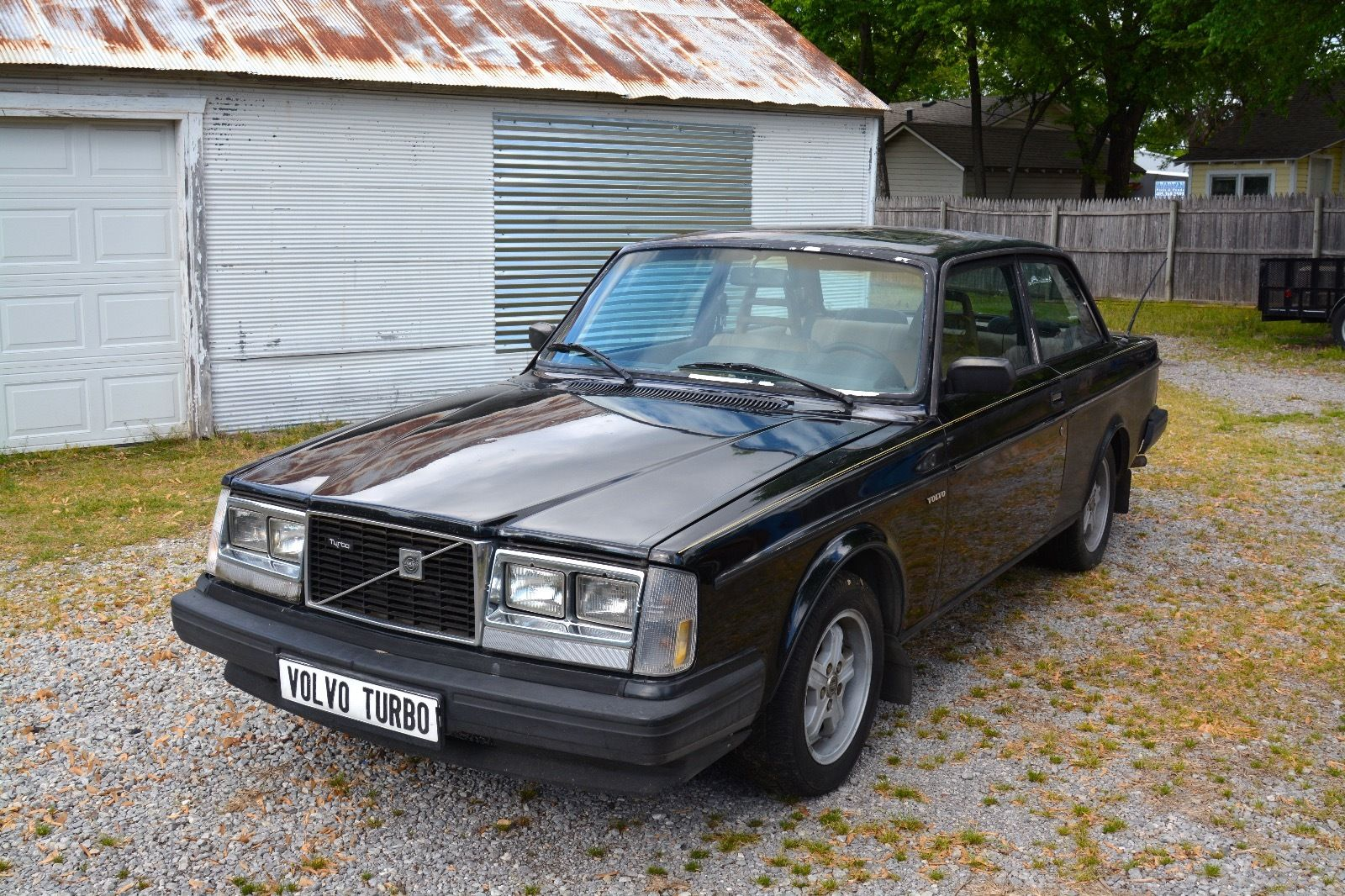 daily turismo boxy but good 1983 volvo 242 turbo 5 speed. Black Bedroom Furniture Sets. Home Design Ideas
