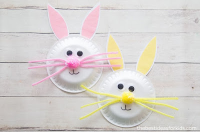 Easy And Fun Preschool Easter Crafts Craft Home Home Crafts