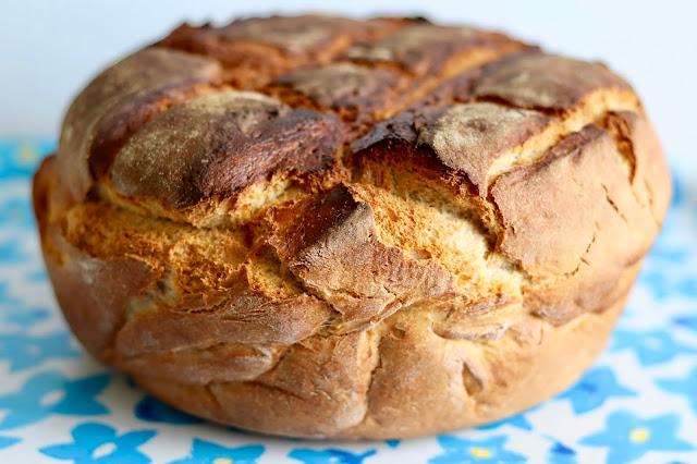 🍞 chleb na maślance z garnka