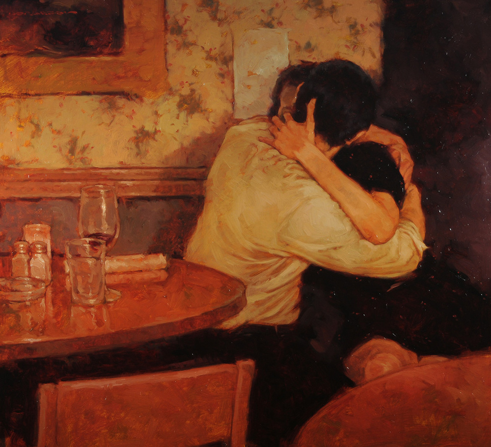 Romantic Paintings by Joseph Lorusso