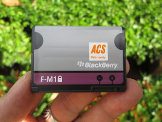 Baterai Blackberry 9100 9105 (F-M1) Original 100%