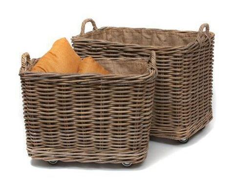 Coastal and Nautical Storage Baskets and Bins to Keep ...