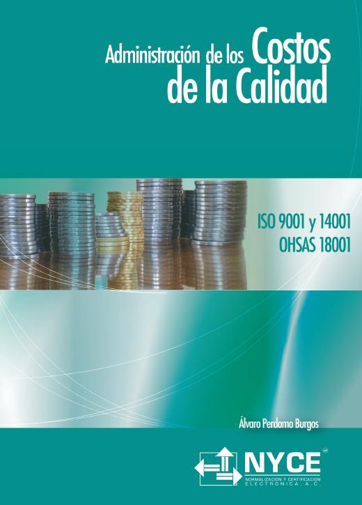 Administración de los Costos de la Calidad – Álvaro Perdomo Burgos
