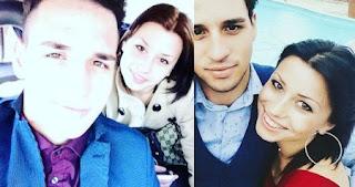 Cosimo Barra fidanzato con Daria Sharipova