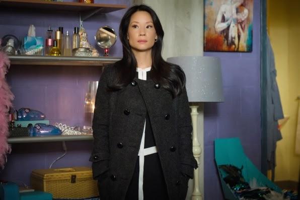 Lucy Liu as Joan Watson in CBS Elementary Season 2 Episode 15 Corpse De Ballet