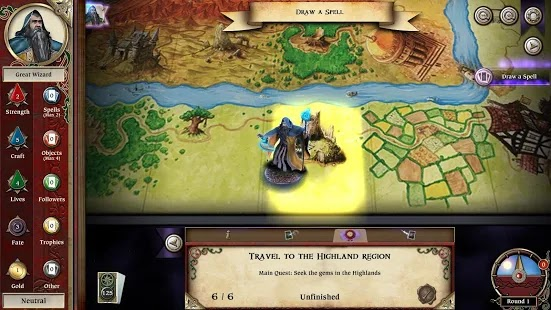 Talisman: Origins Apk Free on Android Game Download