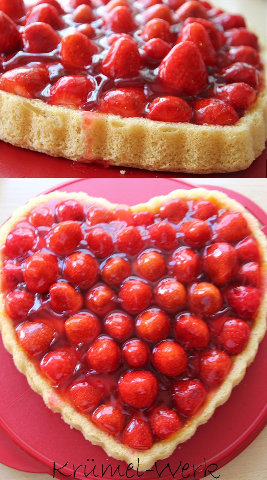 einfache erdbeeren rezepte