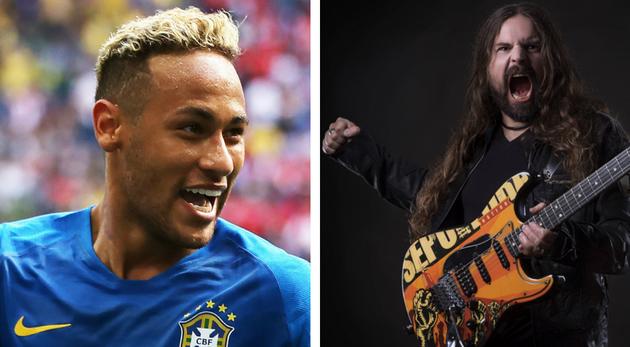 Andreas Kisser Sepultura celebra así triunfo Brasil