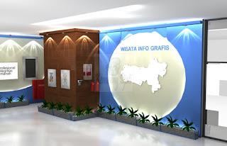 Background Dinding Dekoratif Kantor Terbaru - Furniture Semarang