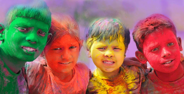 Special Pics Of Holi