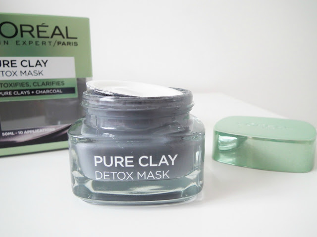 L'Oreal Clay Mask - Detox Review