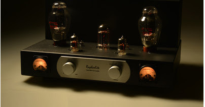 Raphaelite 300B Vacuum Tube Amplifier HiFi Single-ended Class A Stereo Power Amplifier