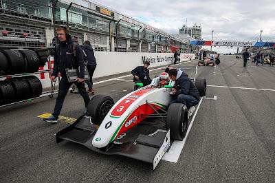 Michael Benyahia, Formule Renault 2.0: Si je peux porter les couleurs du Maroc et de la MDJS encore plus haut, je serais ravi ! »