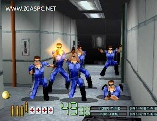 Free Download Time Crisis Project Titan Games PS1 For PC Full Version ZGASPC