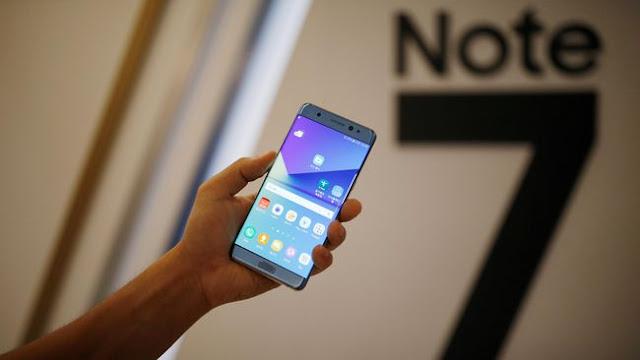 Terulang Kembali, Mobil Terbakar Karena Galaxy Note 7