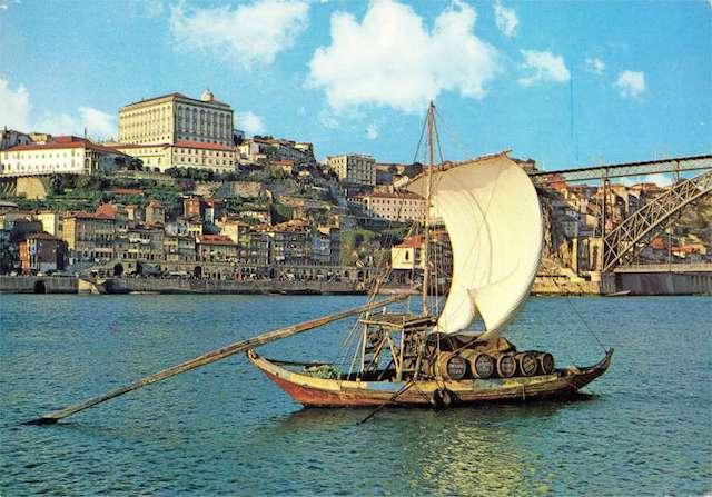 Passeio no Rio Douro