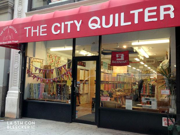 telas patchwork nueva york