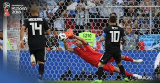 Argentina vs Islandia 1-1 Highlights - Piala Dunia 2018