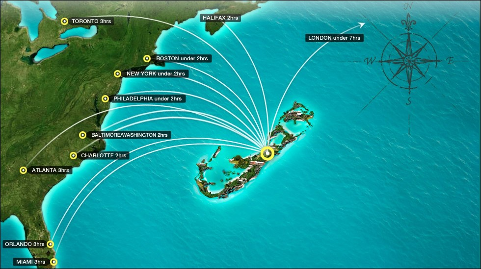 Airdailyx Latin Vfr Bermuda Island Released