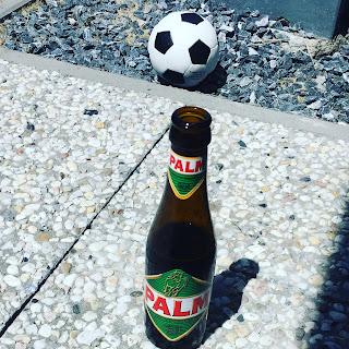 Gute Aussichten: Bier und Fußball