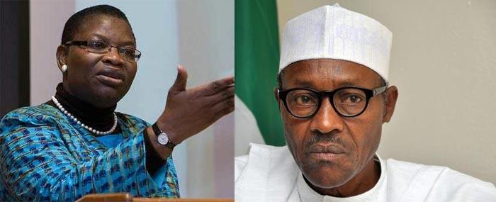 Oby Ezekwesili: Buhari Still Ruling Nigeria Like It's Military Regime