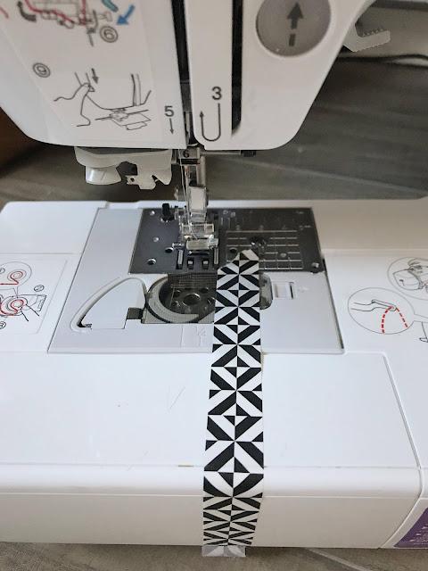 Beginning sewing tips