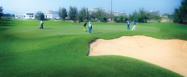 Đẳng cấp sân Golf FLC Quy Nhơn
