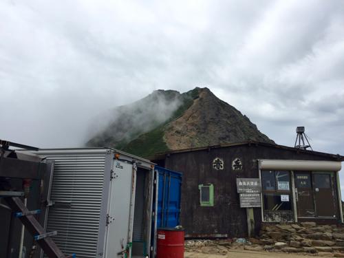 赤岳天望荘