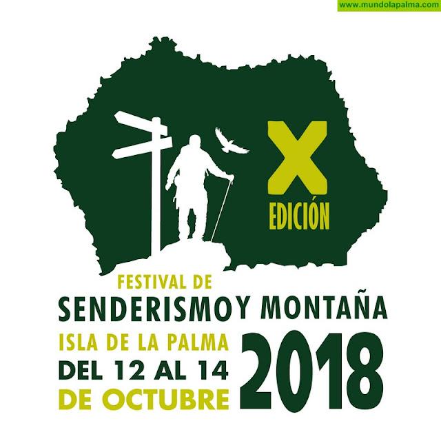 El Cabildo prepara la décima edición del Festival Internacional de Senderismo y Montaña con 18 rutas guiadas