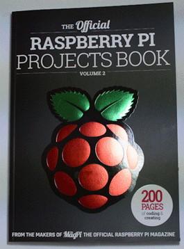 Livro oficial de projetos com Raspberry Pi volume 2