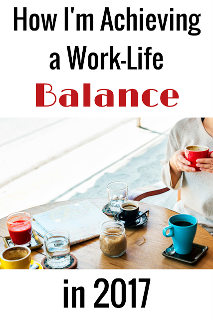 Achieving a work-life balance isn't easy for everyone. Find out how this single working mom is finally achieving balance.