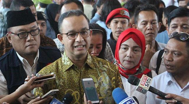 Anies Baswedan Menyurati BPN Batalkan Hak Guna Bangunan Pulau Reklamasi