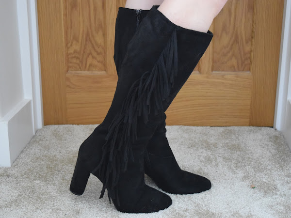 Style   Online Avenue Tassel Boots