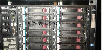 ibm storage server