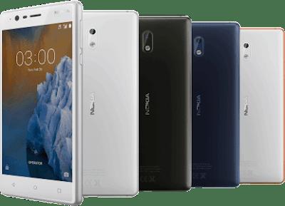 Spesifikasi serta kelebihan dan kekurangan Nokia 3 2017