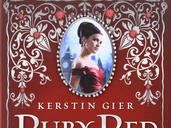 Book Review/ /Ruby Red, Kerstin Gier