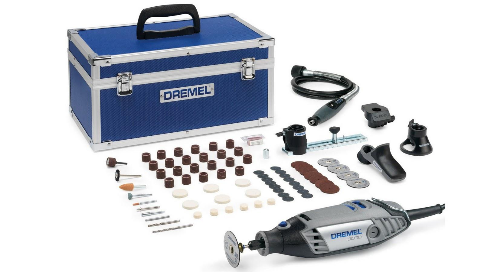DREMEL® 3000 (3000-5/75) accesorios