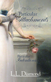 Book Cover: Particular Attachments by L L Diamond