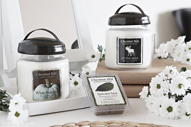 świece i woski zapachowe chestnut hill candle company