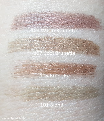 LOreal - Micro Tattoo Brow Artist – Swatches