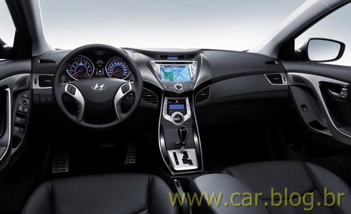 hyundai elantra 2012 no brasil pre os equipamentos e especifica es car blog br. Black Bedroom Furniture Sets. Home Design Ideas