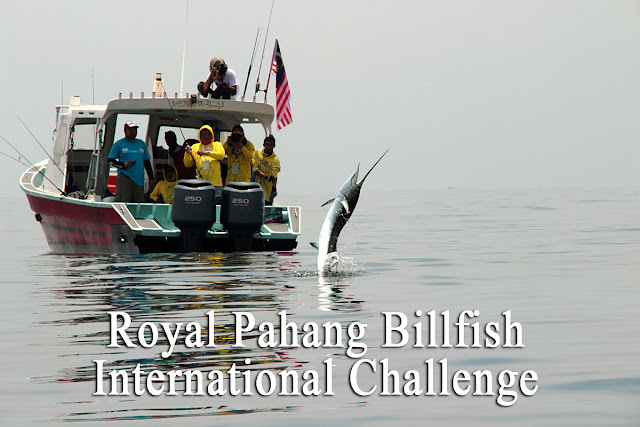 2015 Royal Pahang Billfish International Challenge