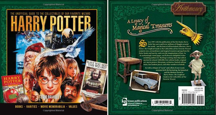Harry Potter Book Value Guide : New harry potter book reveals values and fandom behind the