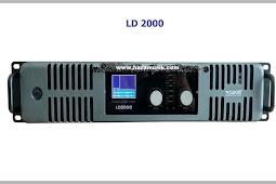 SPESIFIKASI POWER WISDOM SERI  LD 1000/ LD2000/ LD3000