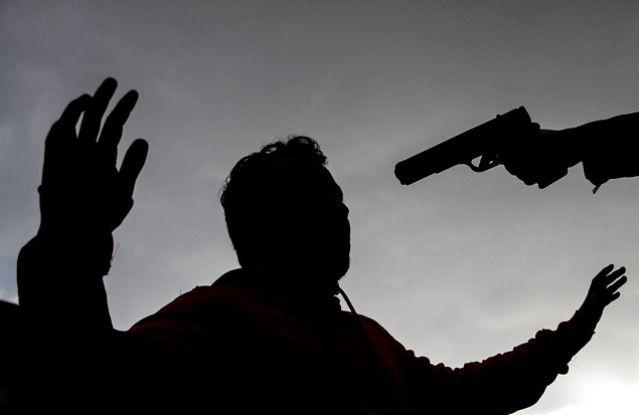 Acusado de Homicídio é preso em Goiana