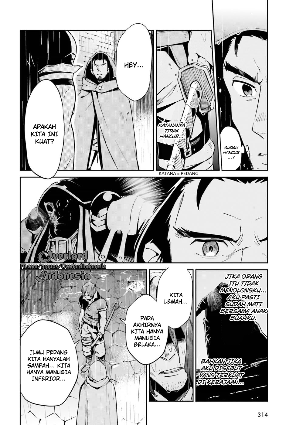 Overlord chapter 28 Bahasa Indonesia
