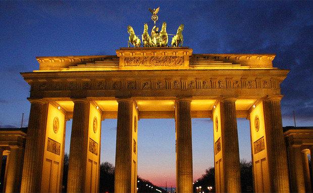 Passeio pelo Portão de Brandemburgo