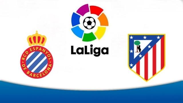 Prediksi Pertandingan Liga Spanyol Espanyol vs Atletico Madrid