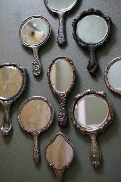 Καθρέφτες - Ο συνειρμός της φωτογραφίας