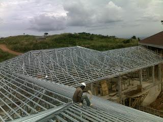 Harga dan jenis jenis Atap baja ringan